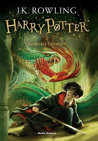 Harry Potter części Harry Potter i Komnata Tajemnic