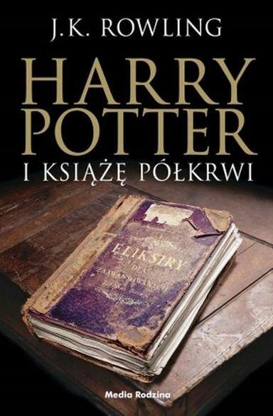 Harry Potter części Harry Potter i Książę Półkrwi