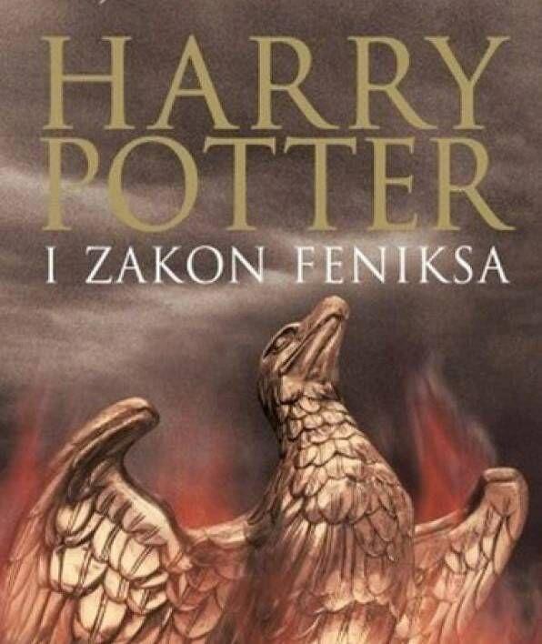Harry Potter części Harry Potter i Zakon Feniksa