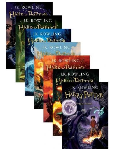 Harry Potter części wszystkie