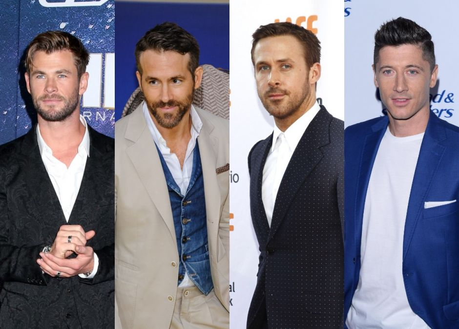 Hemsworth, Reynolds, Gosling, Lewandowski