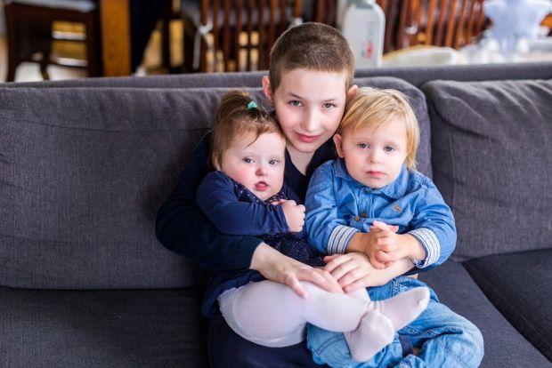 Historia wyjątkowej rodziny zastępczej: dzieci