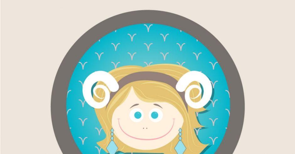 horoskop dla dzieci, znak zodiaku, baran