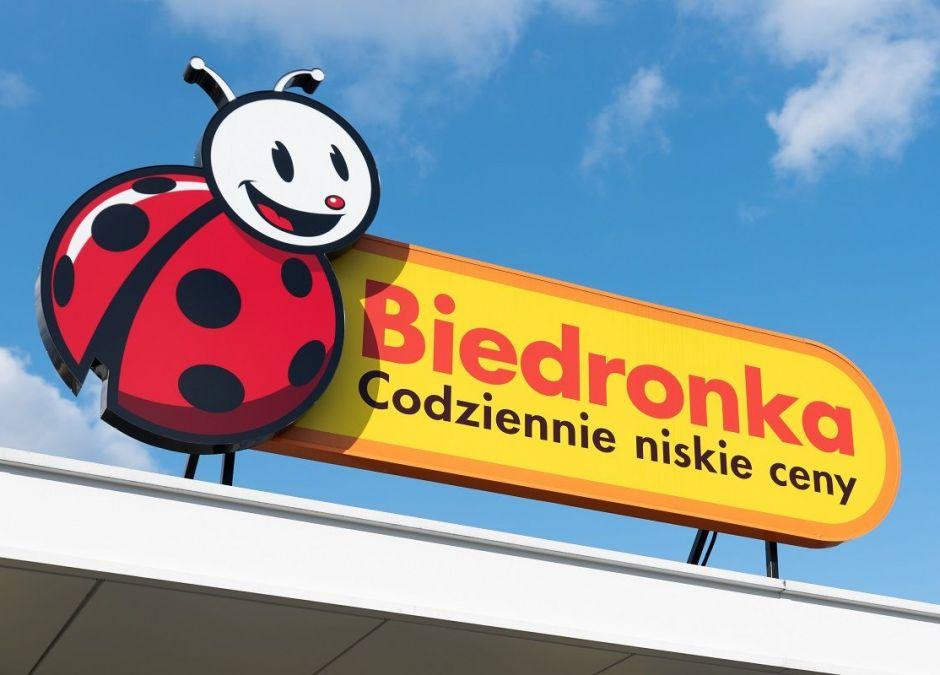 Hulajnogi i kaski dla dzieci w promocji w Biedronce
