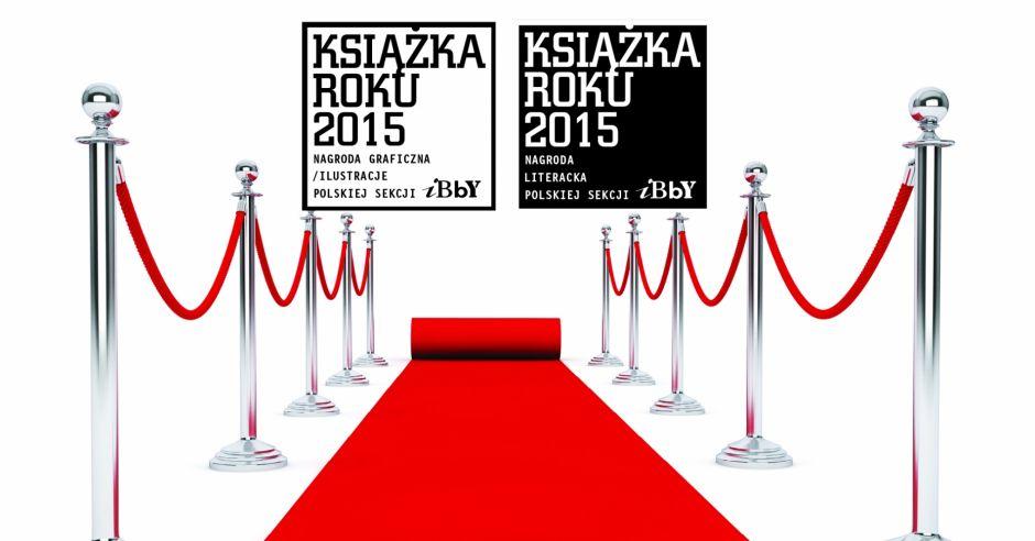 IBBY, nagroda Książka Roku 2015