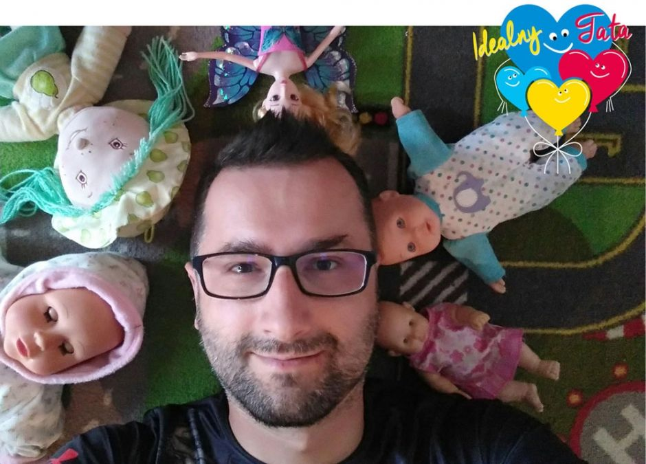 idealny tata, Marcin Perfuński, blog supertata