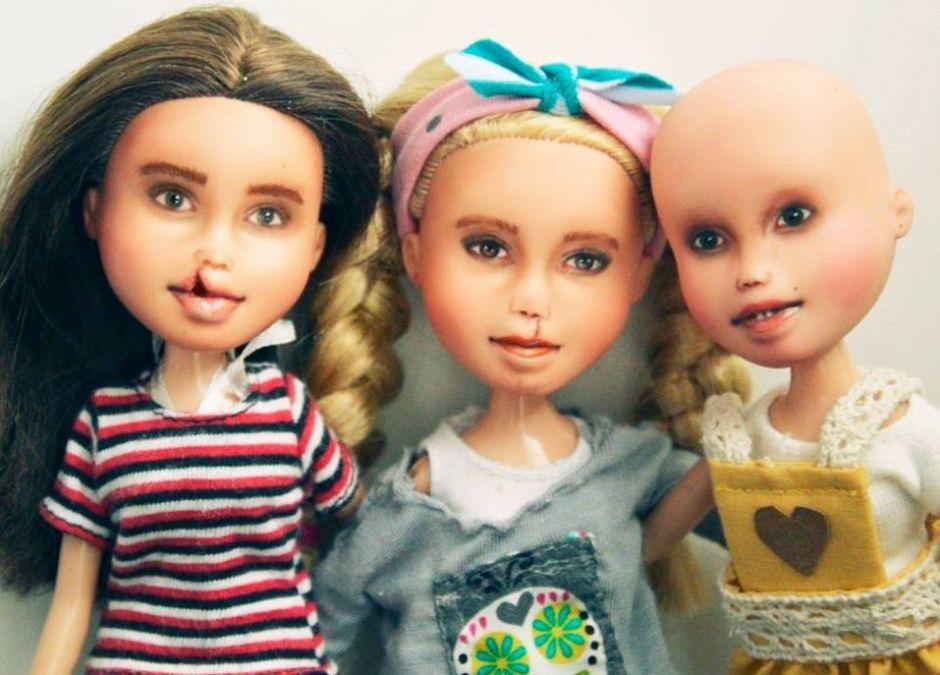 Ignatow Repaint Dolls