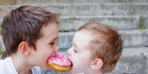 ile cukru jedzą dzieci