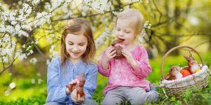 ile dziecko może zjeść wielkanocnych jaj