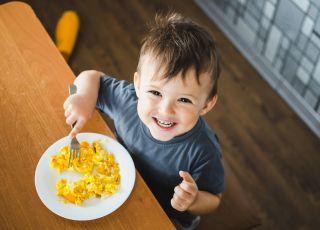 ile jajek może zjeść dziecko