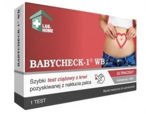 test ciążowy z krwi