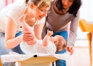 ile powinno ważyć 3-miesięczne dziecko