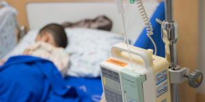Ile rodzic musi zapłacić za spanie z dzieckiem w szpitalu?