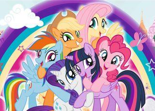 Imiona kucyków Pony