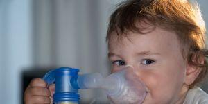 Inhalacje to sposób na kaszel u dziecka