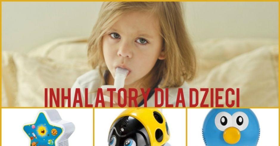 inhalator dla dzieci
