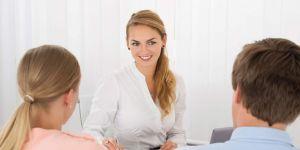 inseminacja, wizyta u lekarza, klinika, para, starania o dziecko