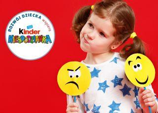 Czy umiesz rozpoznawać emocje dziecka? [QUIZ]