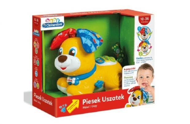 Interaktywny pies dla dziecka