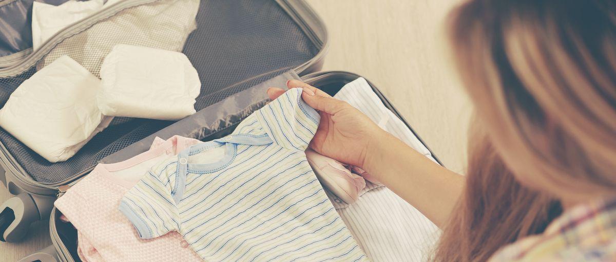 Wyprawka Do Szpitala Dla Noworodka I Mamy Co Zabrac Na Porod Pelna Lista Mamotoja Pl