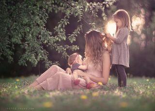 """Ivette Ivens Photography; zdjęcie zatytułowane """"Czas dziewczyn"""""""