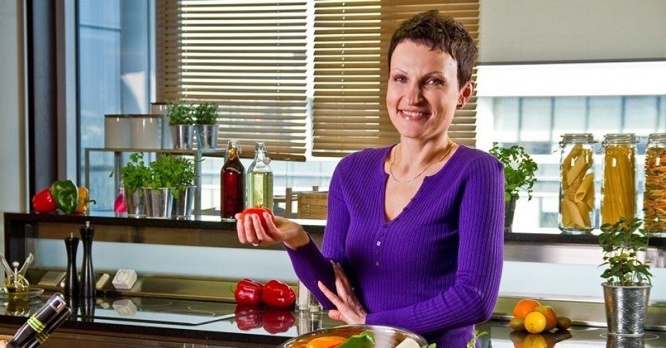 Iwonna Niegowska, specjalistka żywienia marki Knorr