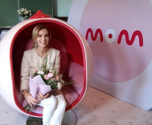 Izabela Janachowska ambasadorką fotela MOM SOS