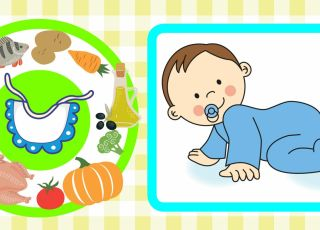 Jadłospisy dla niemowląt 5-12. miesiąc