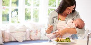 jadłospis matki karmiącej piersią