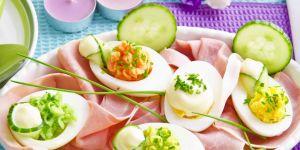 jajka ekologiczne, fermowe
