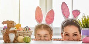 jajka, Wielkanoc, jak zająć dziecko