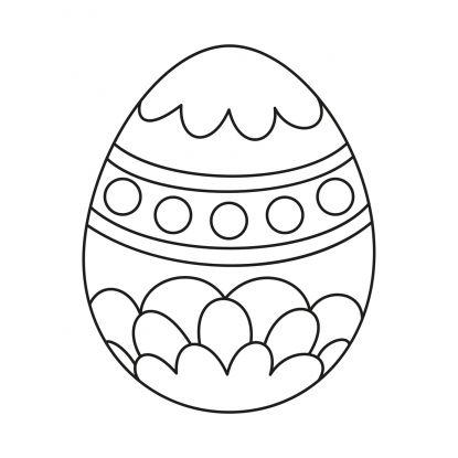 jajka wielkanocne do druku