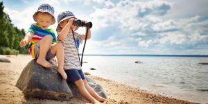 Jak dbać o dziecko na wakacjach?