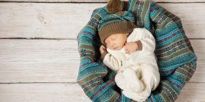 jak dbać o noworodka zimą