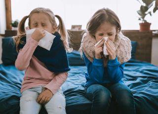 Dzieci chorują, bo rodzice... nie potrafią skutecznie ich ochronić przed przeziębieniami