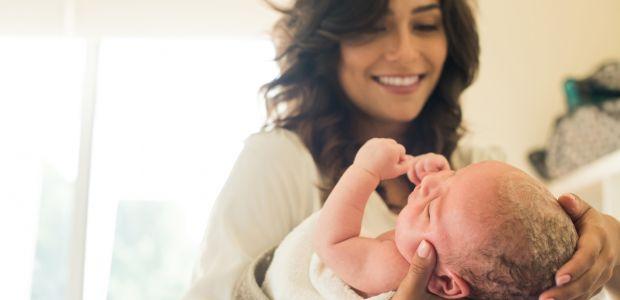 Jak kąpać noworodka?