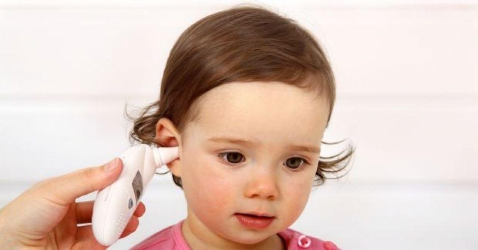 jak mierzyć dziecku gorączkę