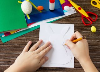 jak narysować króllika