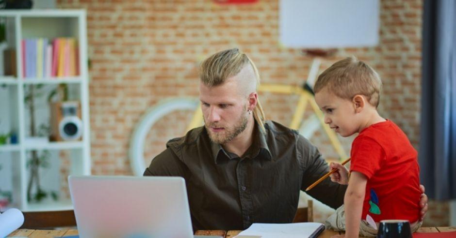 Jak ojcostwo wpływa na karierę