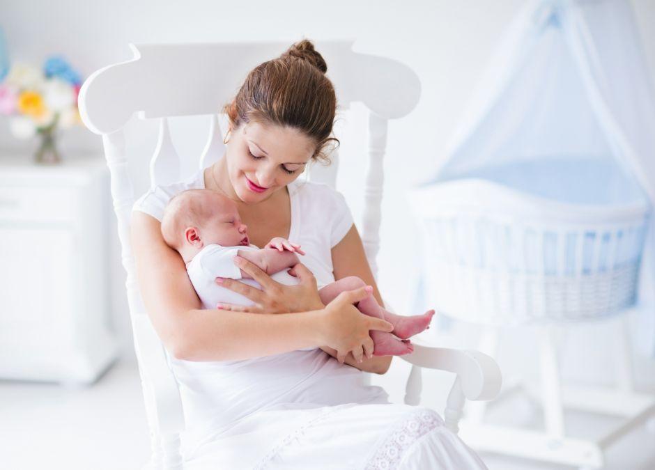Jak pielęgnować skórę niemowlęcia?