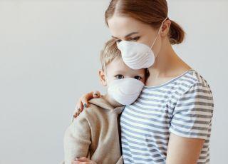 Jak pomóc dzieciom oswoić się z maseczkami na twarz?