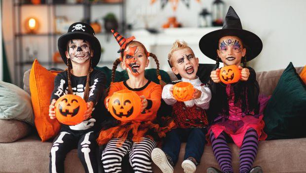 jak przebrać dziecko na Halloween - stroje