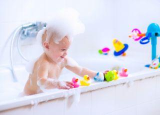 Jak przechowywać gumowe zabawki do kąpieli?
