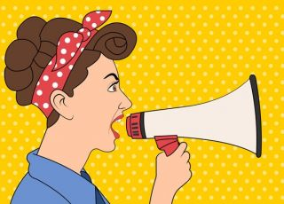 jak przestać krzyczeć
