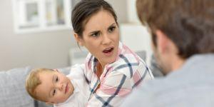 Jak przestać się kłocić o sprawy związane z dzieckiem?