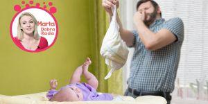 Jak przewinąć dziecko?