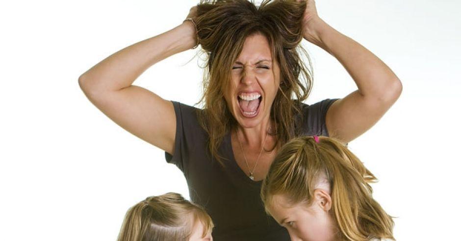 Jak radzić sobie ze złością na dziecko