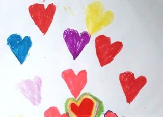 Jak rysuje czterolatek?