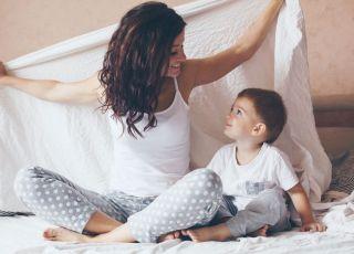 jak to jest być matką syna
