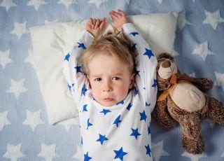 Jak ułatwić dziecku zasypianie?